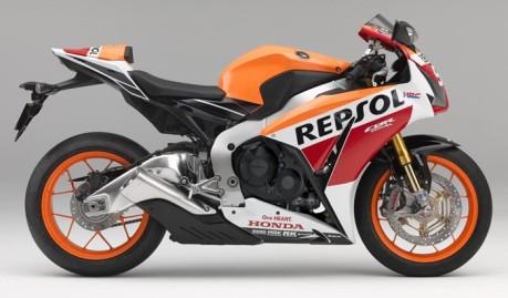 HONDA CBR1000RR SP Champion Special marquez pedrosa  4
