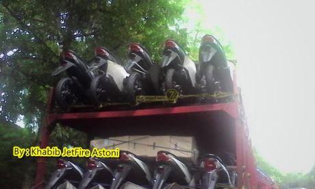 Honda Vario 150 sudah sampai Di Yogyakarta  2