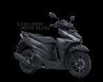 Honda Vario 150 varian-exclusive-matte-black