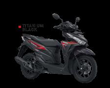 Honda Vario 150 varian-titanium-black