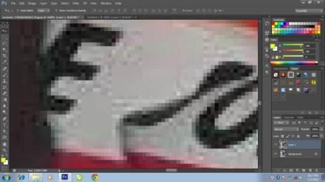 Huruf P Honda CBR150R Repsol hilang karena olah photosop motoblast