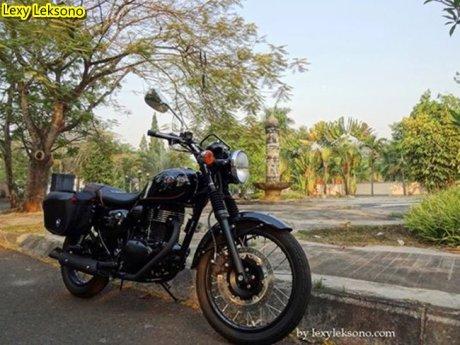 Kawasaki Estrella 250 Indonesia 4