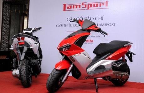 Lambretta Lamsport 125 004