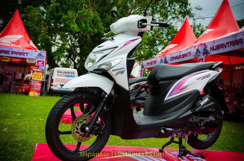 77 Modif Motor Beat Pop 2015 Terbaru Togog Modif