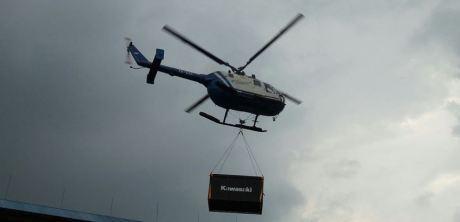Launching Kawasaki Ninja H2 sentul Indonesia 1
