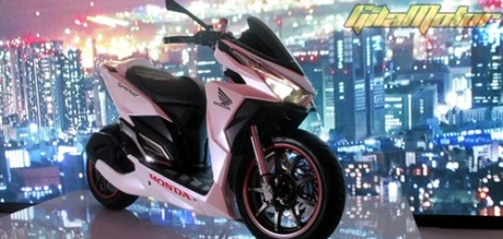 Modifikasi Honda Vario 150 Ala Ahm Ini Josss Rek Habis Berapa Ya Pertamax7 Com