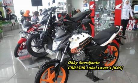 modifikasi honda verza 150 oleh dealer