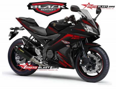 Modifkasi Yamaha R15 hitam ala motoblast 10898209_575222532612978_942989764093910361_n