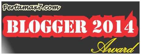 pertamax7.com bogger award 2014