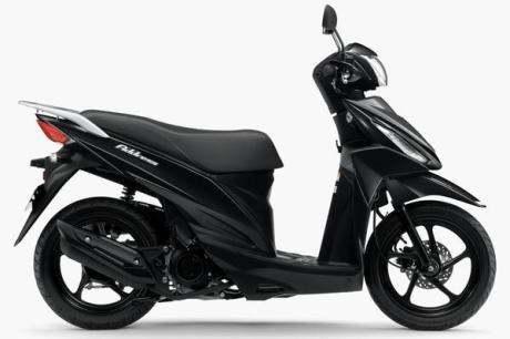 Suzuki Adress Japan ekport 1
