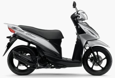 Suzuki Adress Japan ekport 3
