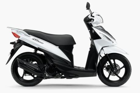 Suzuki Adress Japan ekport 4