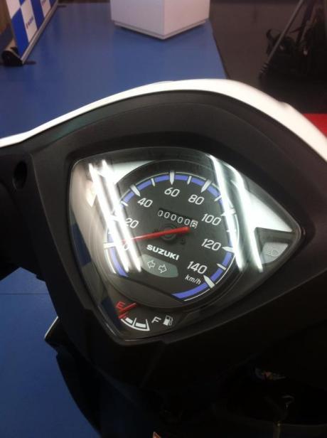 Suzuki Adress Japan ekport 6