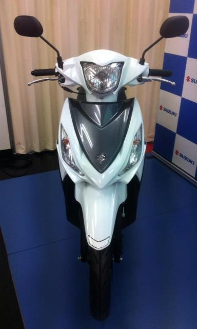 Suzuki Adress Japan ekport 7