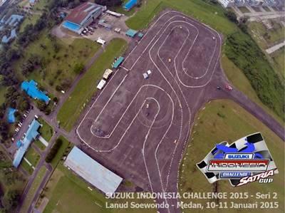 Suzuki Indonesia Challenge 2015 Satria Cup Medan, Pebalap Aceh Jawara 0