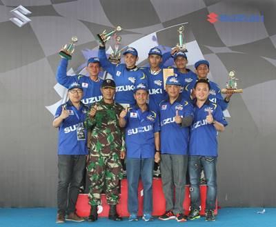 Suzuki Indonesia Challenge 2015 Satria Cup Medan, Pebalap Aceh Jawara 5