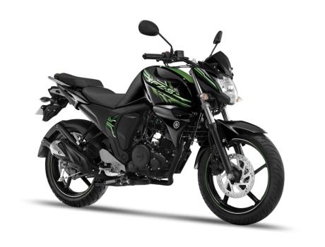Yamaha Byson Injeksi Indonesia cyber-green 2015 pertamax7.com