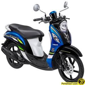 Yamaha Fino Sport SportyBlue