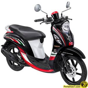 Yamaha Fino Sport Urban Black