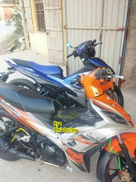 Yamaha Jupiter MX lawas jejer sama Jupiter MX king 150 1