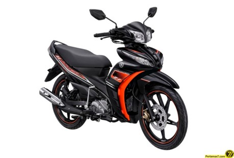 Yamaha Jupiter Z1 Black Double Winner