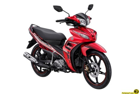 Yamaha Jupiter Z1 Red Racing Hero