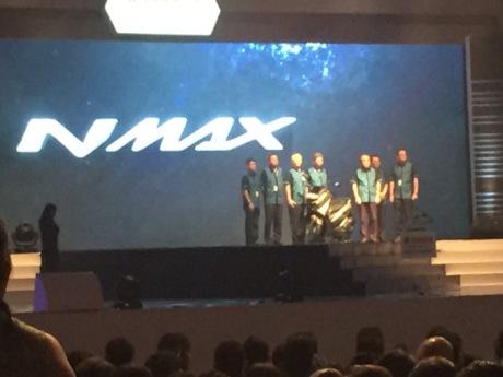 Yamaha NMAX 150 INDONESIA Launching img_0468