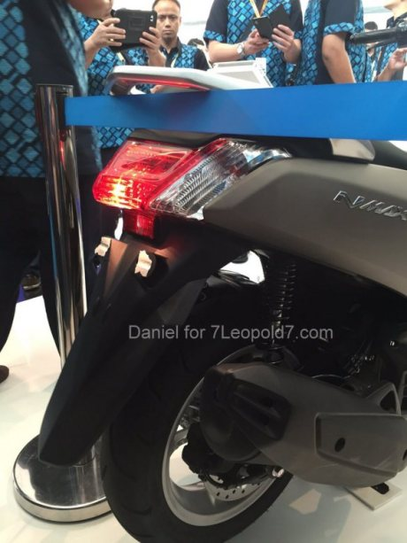 Yamaha NMAX 150 INDONESIA Launching img_0498-001