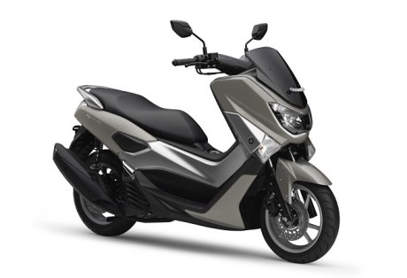 yamaha nmax with VVA