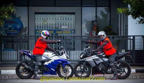 Yamaha R15 VS HOnda CBR150R lokal Pertamax7.com_-10