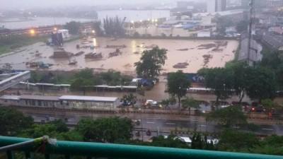 Banjir Jakarta Lumpuhkan Pabrik Daihatsu dan Toyota Indonesia 003 pertamax7.com