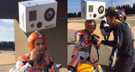 dani pedrosa carnival motogp on board camera