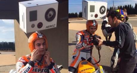 dani pedrosa carnival motogp on board camera