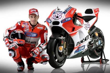 Ducati Launching New GP15 Desmosedici 003 Pertamax7.com