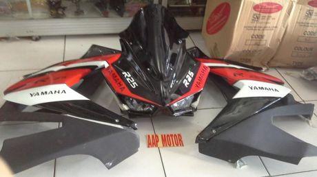 fairing fiber yamaha R25