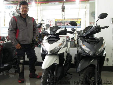 Harga Honda Vario 150 di Jawa Tengah 007 Pertamax7.com