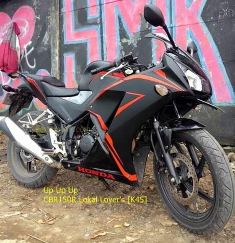 honda CB150R black edition inspirast motoblast