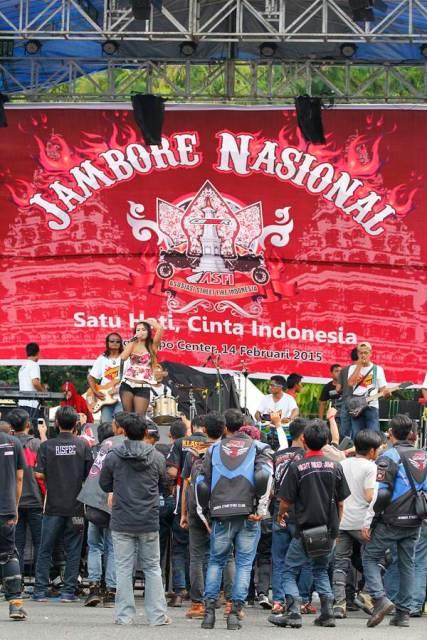 Jambore Nasional Pertama Komunitas Honda CB150R Streetfire Di meriahkan 1000 biker dari Seluruh Indonesia 002 Pertamax7.com
