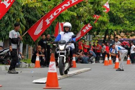 Jambore Nasional Pertama Komunitas Honda CB150R Streetfire Di meriahkan 1000 biker dari Seluruh Indonesia 003 Pertamax7.com