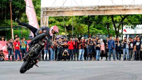 Jambore Nasional Pertama Komunitas Honda CB150R Streetfire Di meriahkan 1000 biker dari Seluruh Indonesia 004 Pertamax7.com