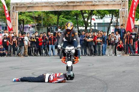 Jambore Nasional Pertama Komunitas Honda CB150R Streetfire Di meriahkan 1000 biker dari Seluruh Indonesia 005 Pertamax7.com
