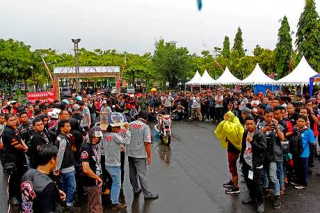 Jambore Nasional Pertama Komunitas Honda CB150R Streetfire Di meriahkan 1000 biker dari Seluruh Indonesia 007 Pertamax7.com