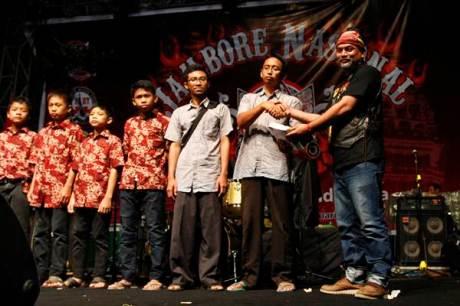 Jambore Nasional Pertama Komunitas Honda CB150R Streetfire Di meriahkan 1000 biker dari Seluruh Indonesia 014 Pertamax7.com