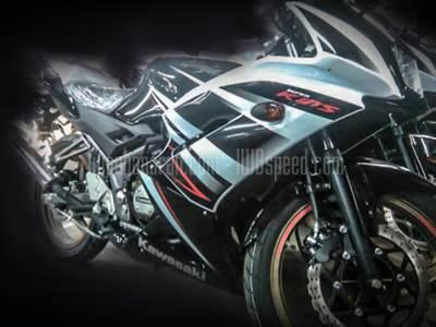 Kawasaki Ninja 150 striping terbaru 2015 005 Pertamax7.com