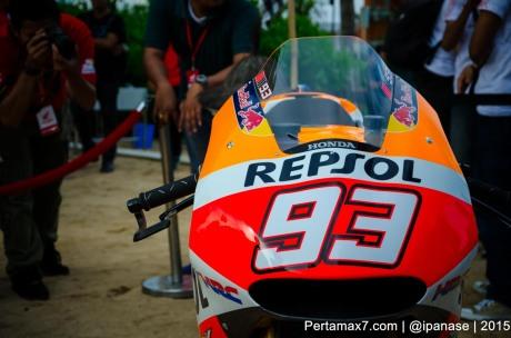 Launching New Honda RC213V 2015 bali Indonesia Pertamax7.com_-10