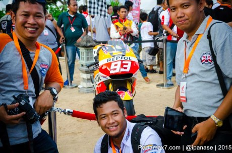 Launching New Honda RC213V 2015 bali Indonesia Pertamax7.com_-6