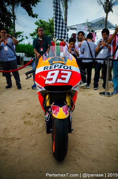 Launching New Honda RC213V 2015 bali Indonesia Pertamax7.com_-8