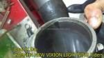 Mesin yamaha New Vixion hancur setelah terjang banjir 001 Pertamax7.com