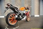 Modifikasi Honda CBR150R lokal Pro Arm VRF400 004 Pertamax7.com
