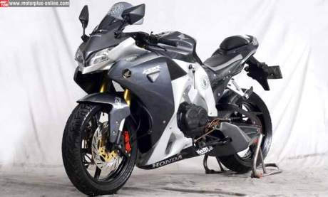 modifikasi honda-new-megabro-2010 ala CBR
